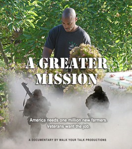 New film about veterans farming