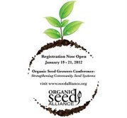 Organic Seed Conference