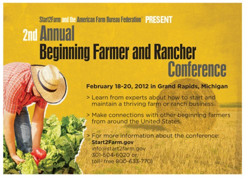 Beginning Farmer and Rancher Conference Michigan
