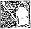 Watering Can Gardening Graphic