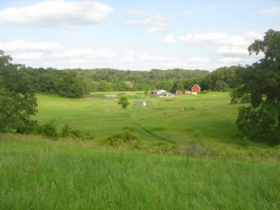 Organic Farm Picture Wisconsin