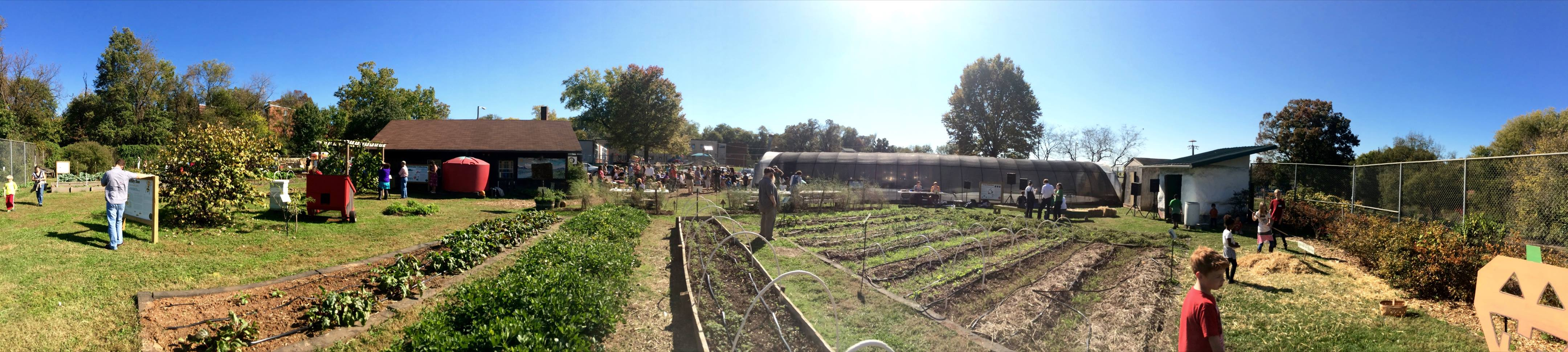 Americorps Job On Community Farm In Tennessee Beginning