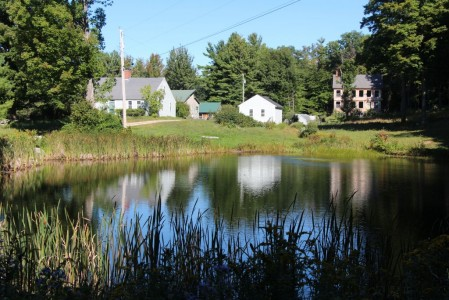 Farm Pond Barns