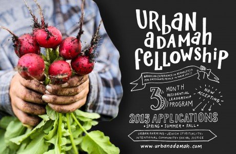 Urban Farming Jewish Fellowship