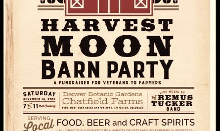 Veterans to Farmers Harvest Moon Party