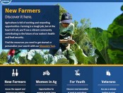 New Website for Beginning Farmers