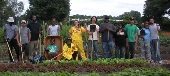 Massachusetts Urban Farming Conference