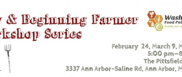 Beginning Farmer Workshop