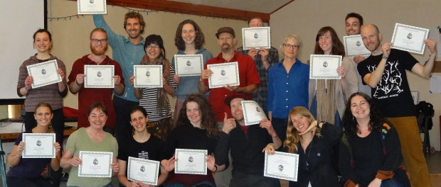 advanced permaculture course
