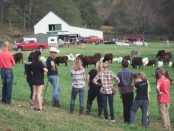 pastured livestock farm school