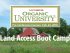 Farmland Access Bootcamp