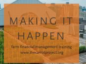 farm financial management training