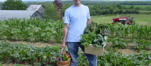 organic farm manager/grower