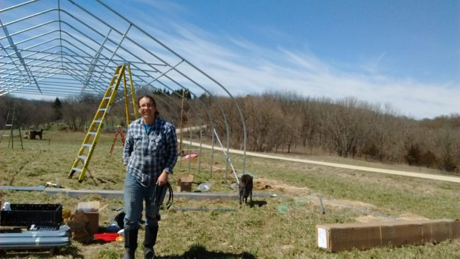 sustainable agriculture for women