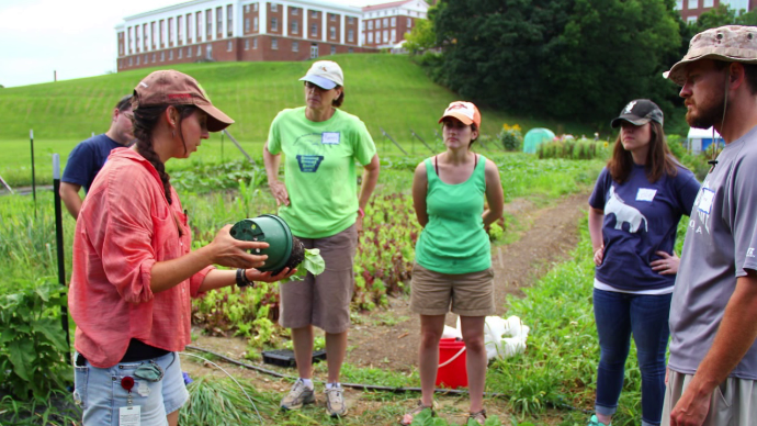local food system fellowship