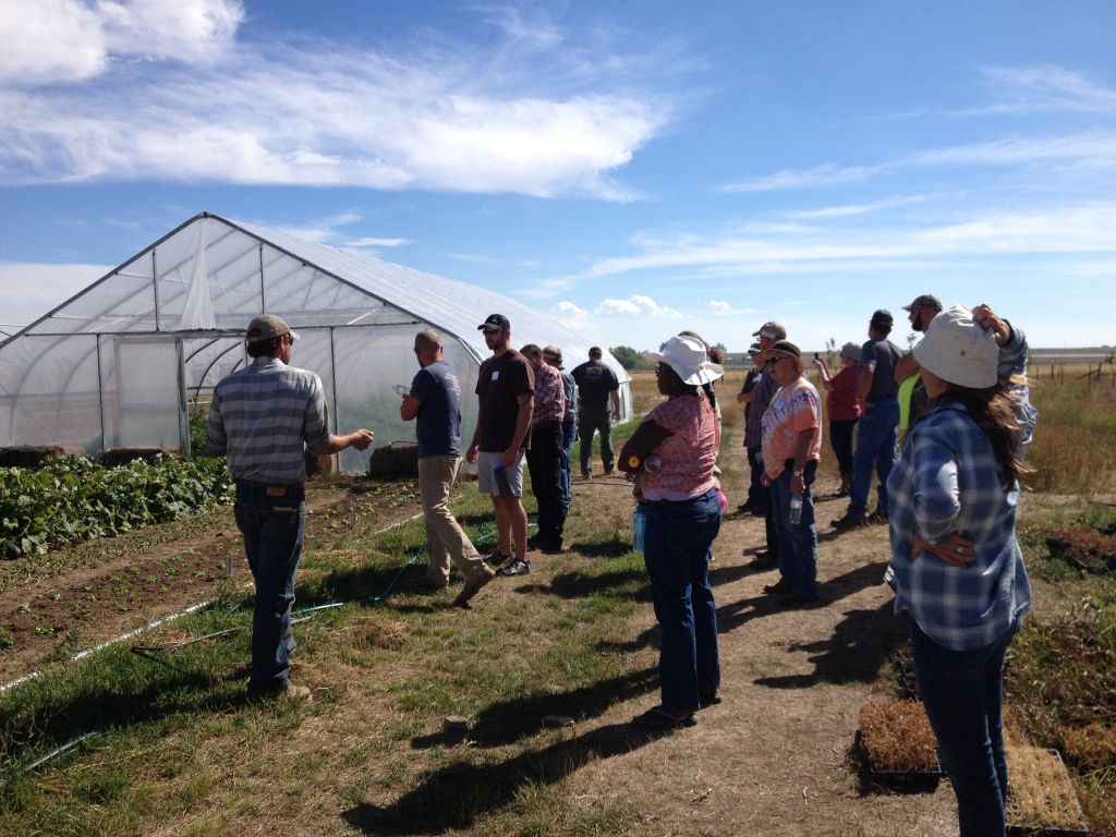 sustainable agriculture training for veterans
