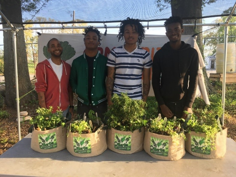 Community Food Projects Grant