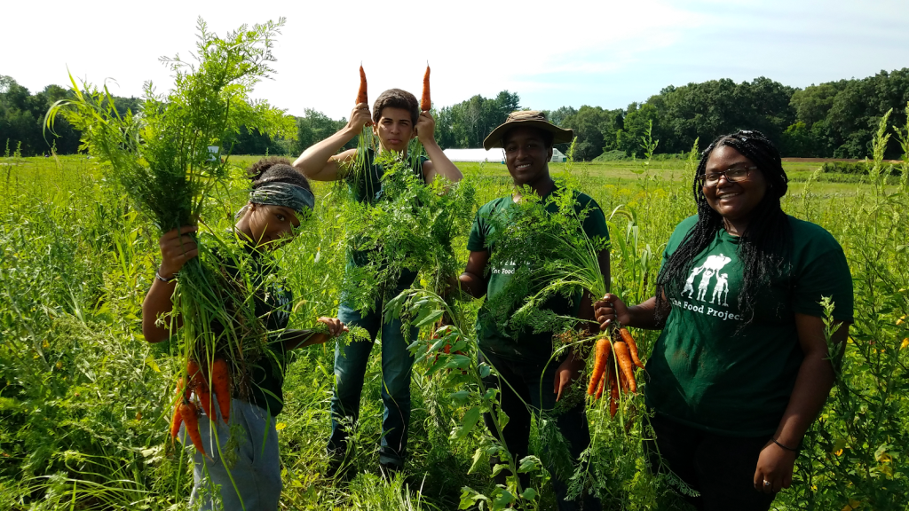 The Food Project's Summer Institute