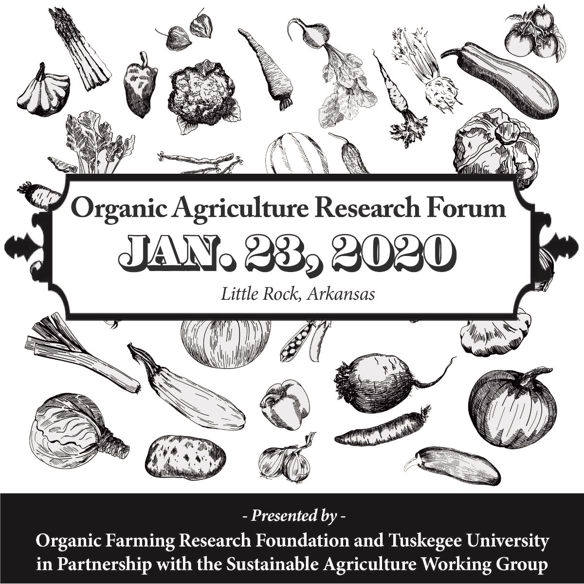 Organic Agriculture Research Forum