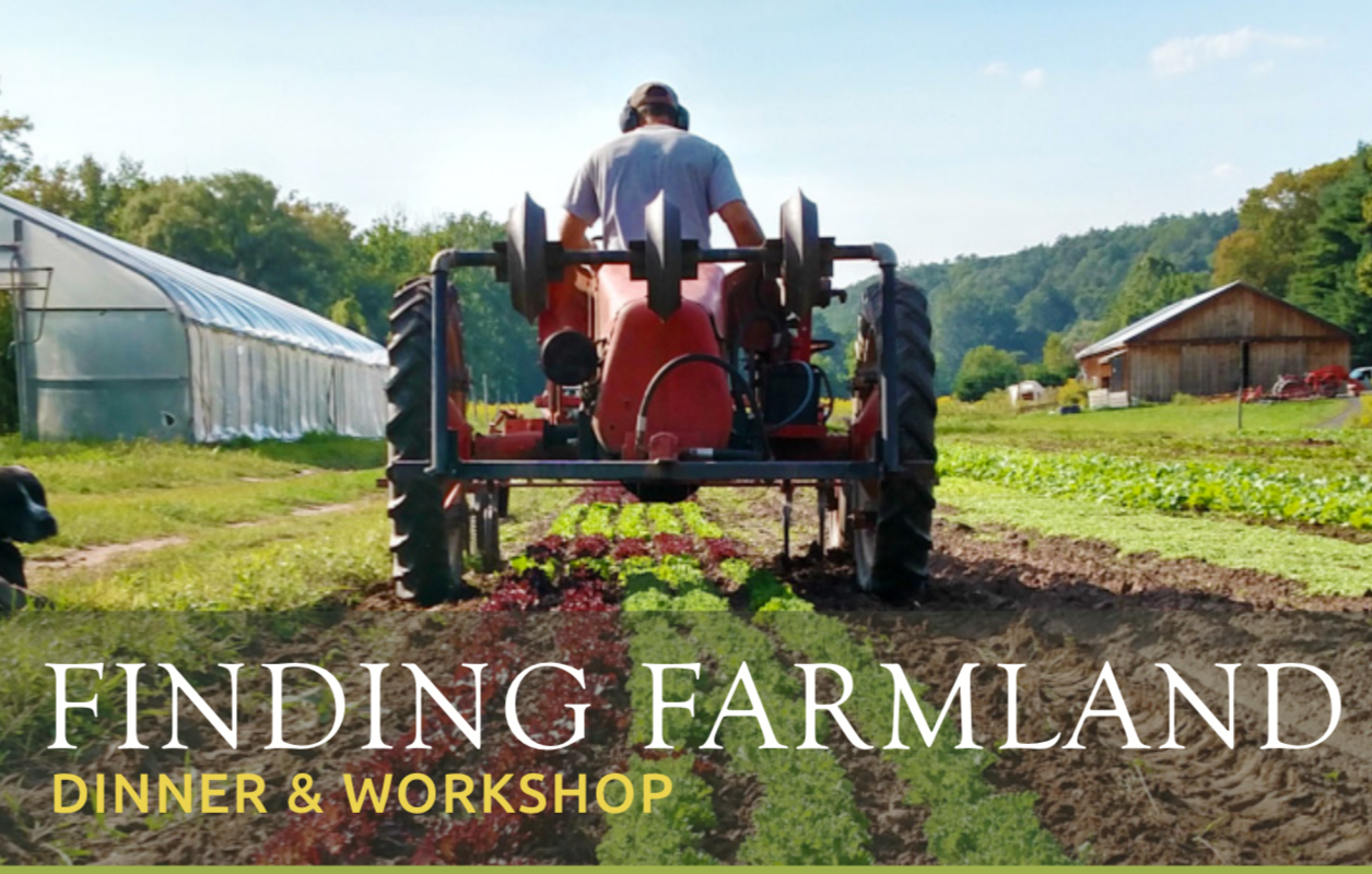 finding farmland workshop